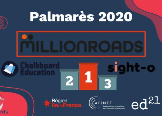 Palmarès Finale France GESA 2020