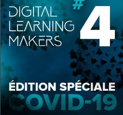 Les grandes tendances du digital learning confirmées par la crise du COVID-19 ?